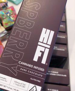 HI-FI Edibles